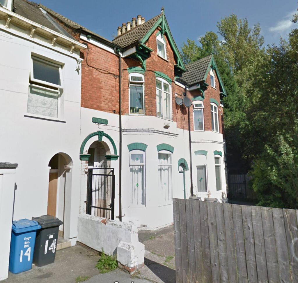 The Poplars Hull property refurbishment for property rental Full size