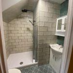 En suite shower, property to let, Hull