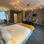 Quality bedroom refurbishment in property for rent in Hull